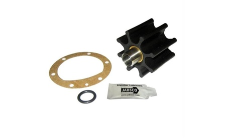 6056-0003-P Jabsco Impeller Kit - 8 Blade - Nitrile - 2-9-16