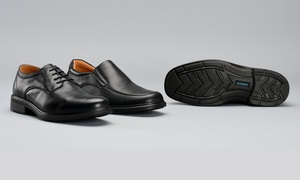 Comfort Series Men's Slip-Resistant All-Day Shoes