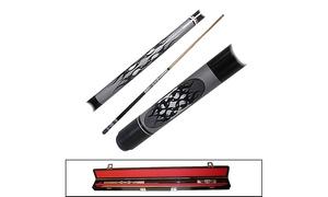 Ying Yang Designer Pool Stick