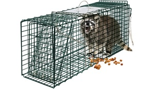 Outdoor Live Animal Trap 32x12x12