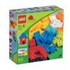 LEGO 6176 DUPLO Basic Bricks Deluxe 80 Pcs