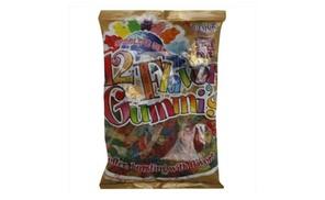 Albanese Gummi Bear Wild Frt 12 Flavors - 5 lbs.