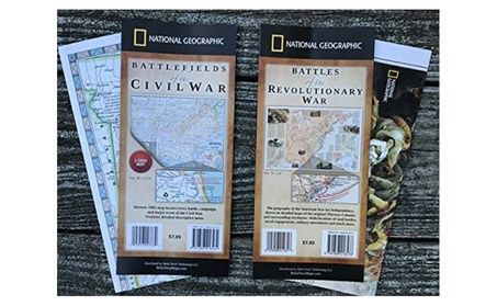 Bella Terra Maps H10590F Military History Map Pack