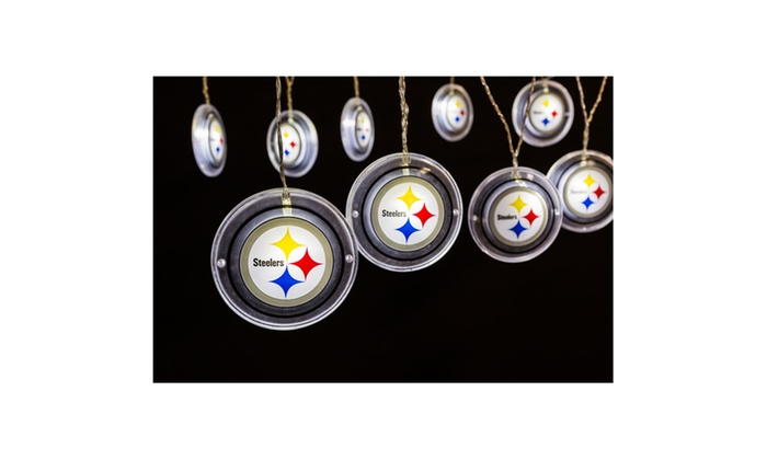 Up To 38 Off On Nfl String Lights Groupon Goods