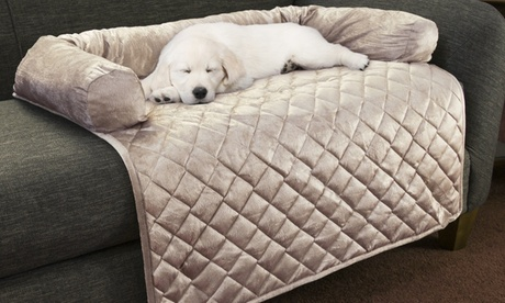 Petmaker Diamond or Square Pattern Furniture Protector Cover for Dogs and Cats. Multiple Options Available.