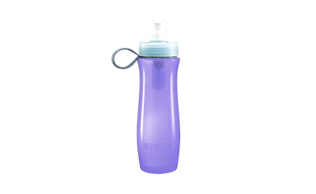 Brita 35663 Soft Squeeze Water Filtration Bottle, Violet 6caf1bfb-49aa-4447-b460-7c94b613058b