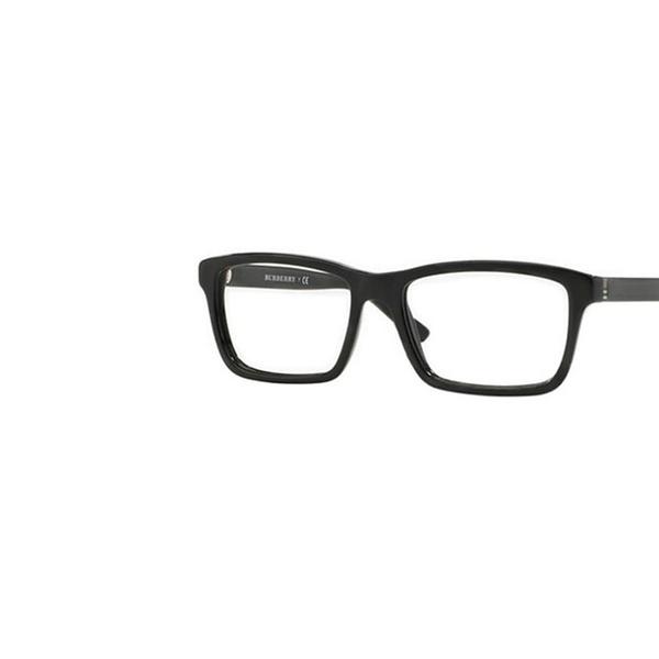 8692fccd00e Burberry Eyeglasses BE2188 3001 55 Black Frame   Clear Lenses