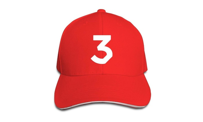 Unisex Chance The Rapper No.3 Coloring Book Sandwich Baseball Cap