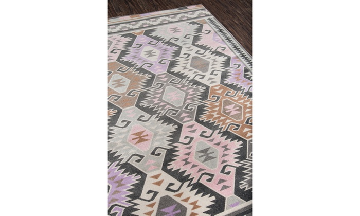Novogratz By Momeni Boho Holiday Area Rug Groupon
