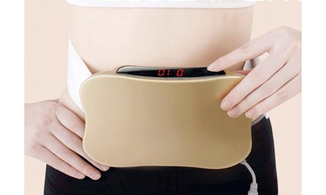 NEW! Vibro Shape Gold Body Slimming & Toning Belt d0412a83-e17e-4680-9fab-a9b4140623c3
