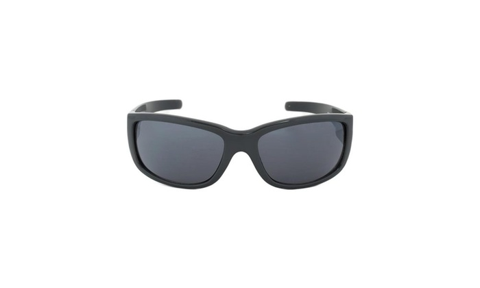 Sunglasses HDS 573 GRY-3F – Gunmetal Frame – Grey Mirror Flash Lens