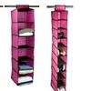 Home Basics Hanging Closet Storage Organizer (3-Piece)