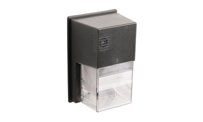Heath Zenith HZ-5670-BZ High Pressure Sodium Security Wall Light, 35 W