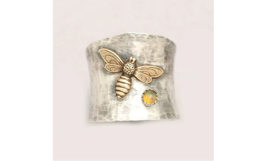 Bee ring6-9