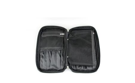 Pocket Case Organizer Makeup Travel Bag Cosmetic Pouch Brush Holder