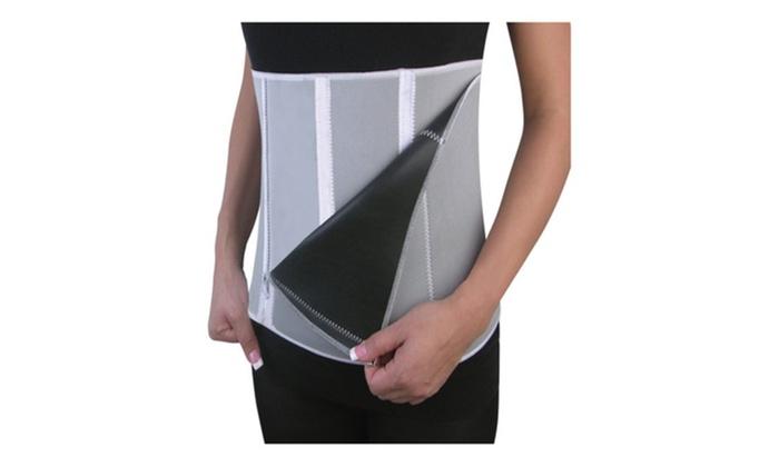 New Pro Rapid Heat Ab Slimming Fat Burner Tonning Solar Belt