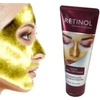 Gold Peel-Off Mask Enriched With Retinol and Vitamin A Smoothes Skin
