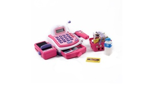 Shopping Cash Register & Accessories Toy For Girls