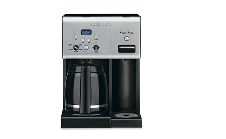 Cuisinart CHW-12 Coffee Plus 12-Cup Programmable Coffeemaker photo