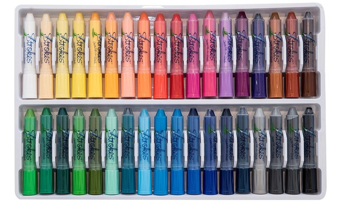 Up To 10 Off On Strokes Art Supplies Face Pai