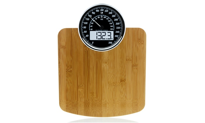 . Balance 2 Digital Body Scale   Groupon
