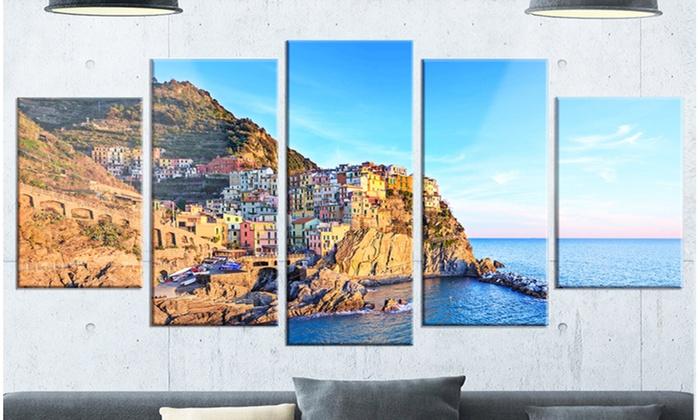 Up To 29% Off on Manarola Village Cinque Terre... | Groupon Goods