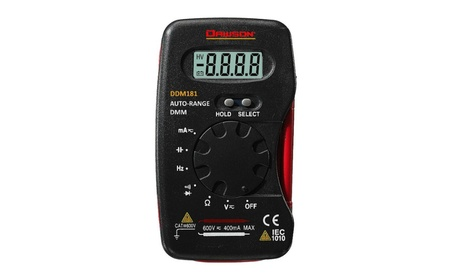 Dawson Tools DDM181 Pocket-Size Autorange Digital Multimeter photo