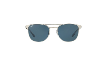 Ray Ban RB3429 Signet 58mm Sunglasses - Silver Frame/Blue Lens 4fb8ced5-2ba3-4800-ae34-ce5bf4d909c8