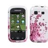 Insten Spring Flowers Phone Case For Samsung: M380 (Trender)