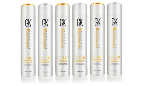 Gk Hair Global Keratin Balancing Shampoo & Conditioner 10.1oz - Tri Pack 4406f949-d80c-4d0f-973f-61b772251cf5