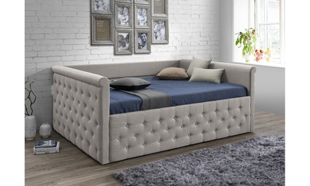 Amaya Full or Queen Size Fabric Daybed