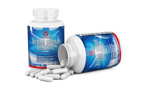Blood Sugar Control Supplement with Cinnamon Bark and Magnesium 9ecb4158-efc2-458c-93d1-aff98484f304