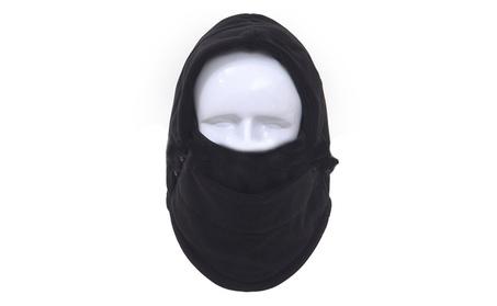 Multipurpose Use 6 In 1 Thermal Warm Fleece Balaclava Hood Ski Bike d0d0a1ce-6229-4abd-b2e1-34ca0ff0f49a
