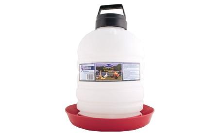 Millside Industries - Top-fill Poultry Fountain 5 Gallon - P5G04 96411597-4326-4e12-82a8-162ce9edcbb8