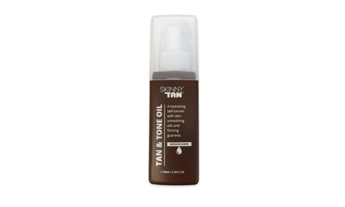 Skinny Tan Tan   Tone Oil Self Tanner (100mL)  ad4f12324