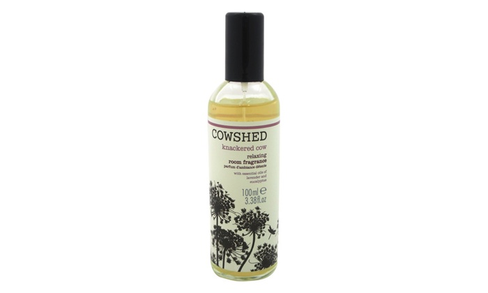 Knackered Cow Relaxing Room Fragrance by Cowshed for Women - 3.38 oz