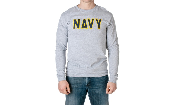 US Navy Official Long Sleeve Tee M32411503