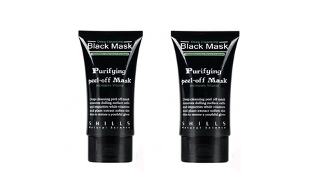 SHILLS Deep Cleansing Black MASK purifying peel-off facial clean acne 98434922-c987-4d55-8554-c1d438d1e937