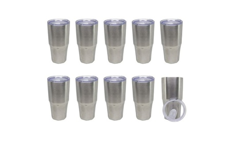 Insulated Stainless Steel Travel Beverage Tumbler Coffee Thermos 30 OZ 7931db15-ac5b-4660-8022-ee79f978a0a1