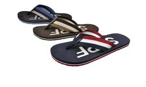 Peach Couture Mens Summer Sandals Flip Flops