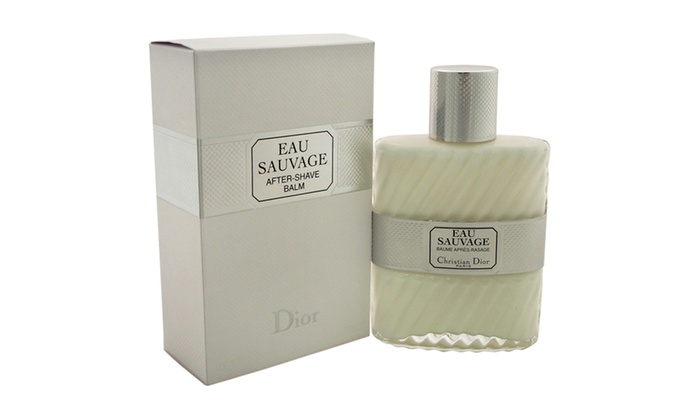 2d3e2396 Christian Dior Eau Sauvage Men 3.4 oz After Shave Balm