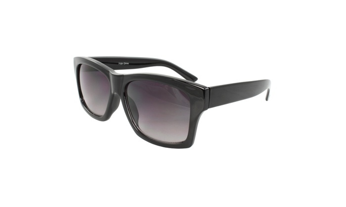Groupon Goods: Retro Square Fashion Sunglasses 7104