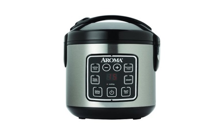 Aroma 8-cup Digital Rice Cooker & Food Steamer 5f70db01-3753-49f0-a7d2-6e4bd61d2762