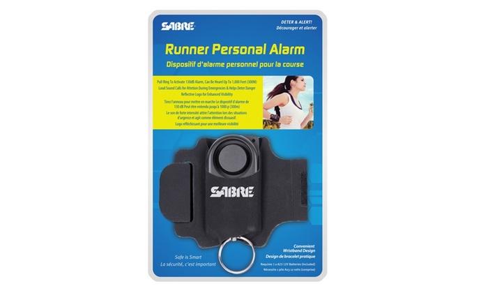 Sabre Runner Personal Alarm