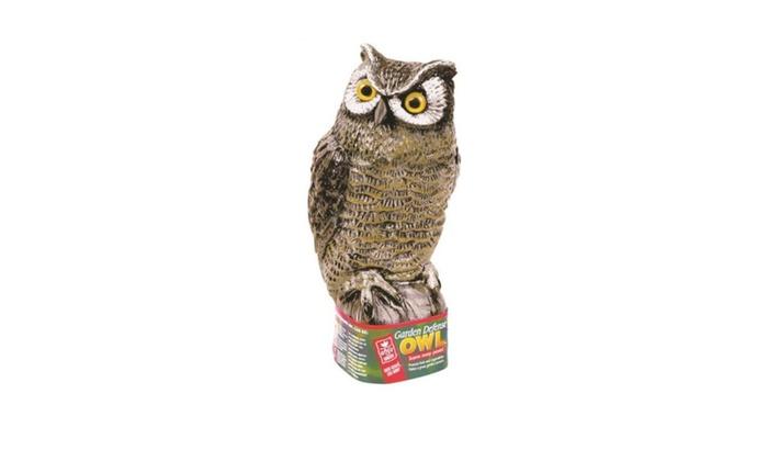 Nice Easy Gardener 8001 Garden Defense Owl Scarecrow