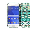 Insten Mint Green Aztec Hard Case Shell For Samsung Galaxy Ace Style