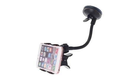 Universal 360° Rotating Car Windshield Mount Holder Stand For Phones 4357b91c-8baf-4eae-8abb-a8ddacbca990