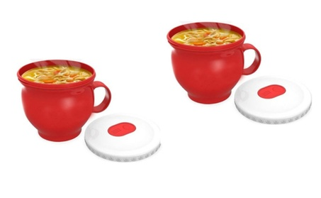 2 Pack Micro-Mug For Hot Drinks & Holds a Whole Can of Soup b940e80f-b420-4f42-a44d-63dfcadc8023