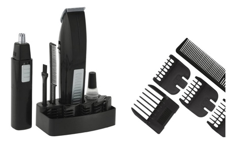 Mustache and Beard Trimmer With A Bonus Nose Ear And Brow Trimmer 8f703ccf-1d68-4a41-bb98-4eb3b92b3462