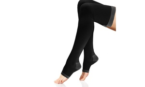 Women's Overnight Compression Thigh Highs